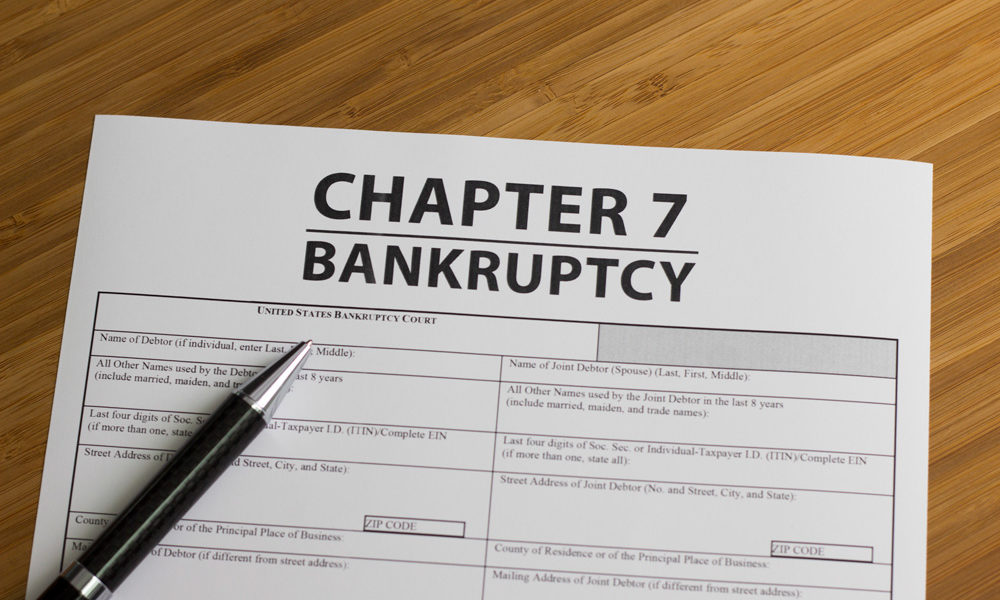 Chapter 7 bankruptcy in Las Vegas